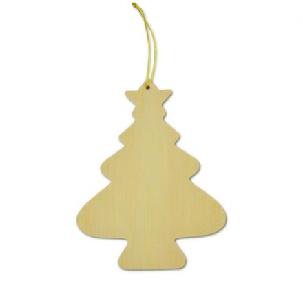 Tree  -Wooden Decoration  (35041)